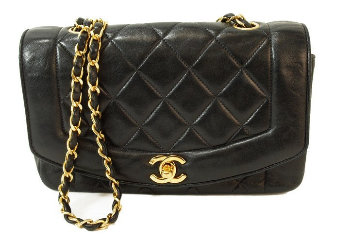 Chanel Flap 2.55 Leather Handbag (Authentic Pre Owned)