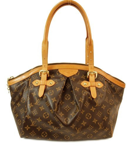 Louis Vuitton Tivoli GM Handbag (Authentic Pre Owned)
