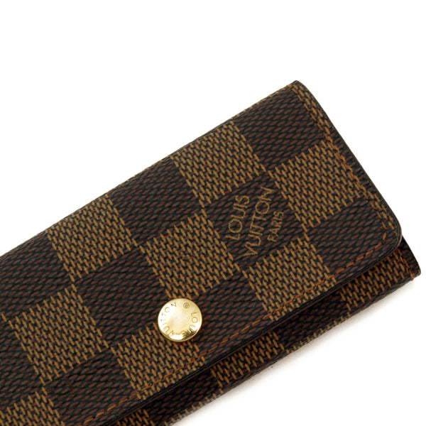 Louis Vuitton Damier Multicles 4 Wallet (Authentic Pre Owned)