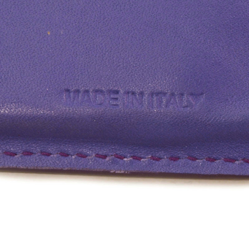 Prada Patent Purple Wallet (Authentic Pre Owned)