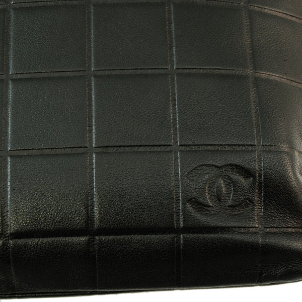 Chanel Leather Evening Handbag (Authentic Pre Owned)