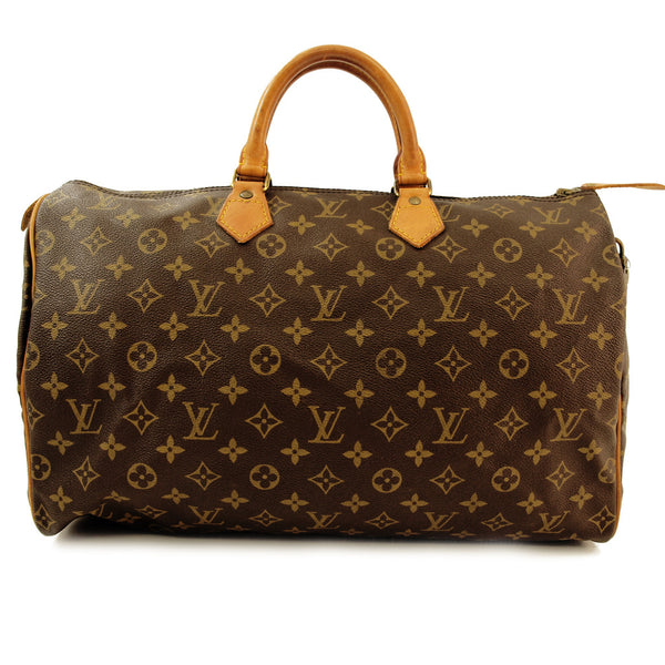Louis Vuitton Speedy 40 Handbag (Authentic Pre Owned)