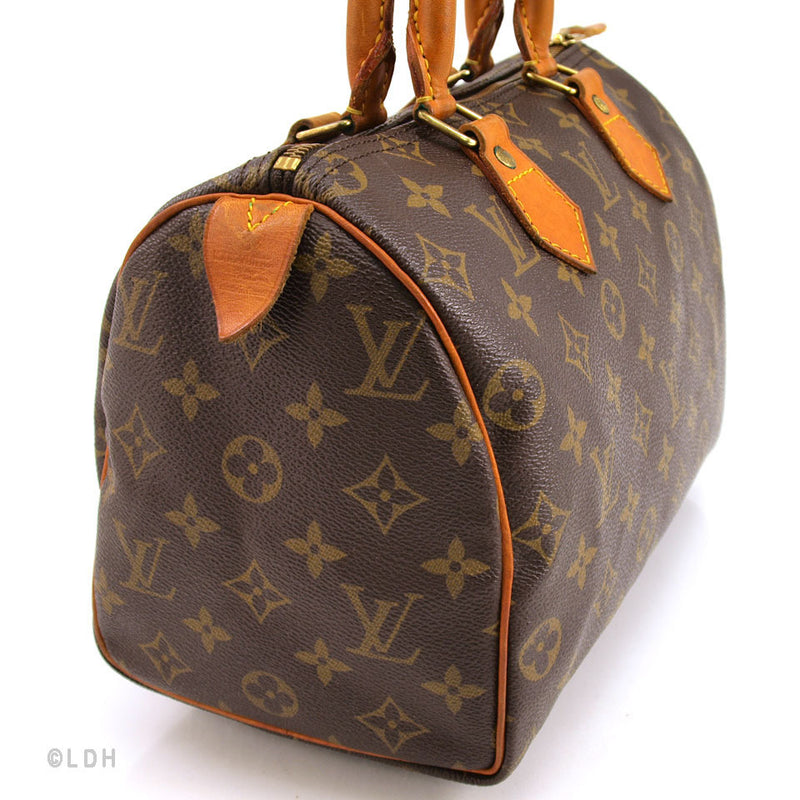 Louis Vuitton Speedy 25 Handbag (Authentic Pre Owned)