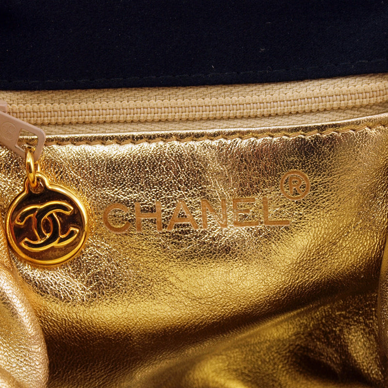 Chanel Satin Evening Handbag (Authentic Pre Owned)