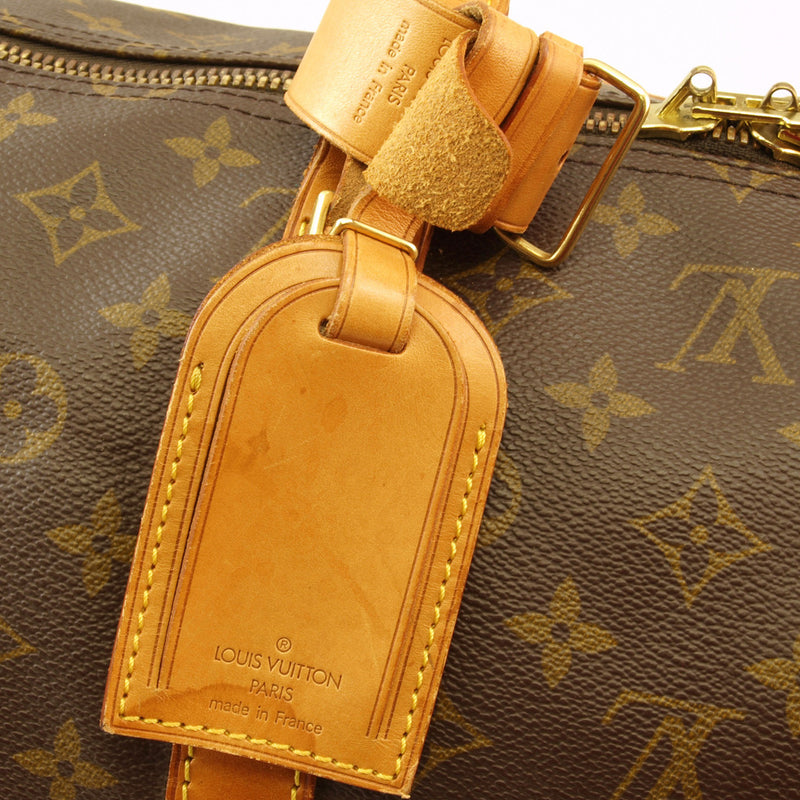 Gently Used Louis Vuitton Monogram Keepall 55 (Authentic Pre Owned)
