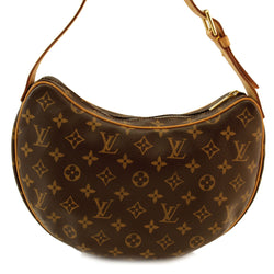 Louis Vuitton Monogram Canvas Croissant MM Handbag (Authentic Pre Owned)