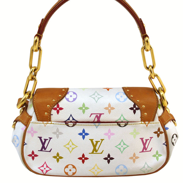Louis Vuitton Multicolor Monogram Marilyn (Authentic Pre Owned)