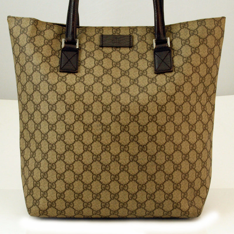 Gucci Large Shopper Handbag (Authentic Pre Owned)