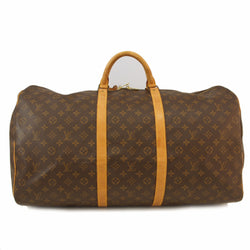 Louis Vuitton Keepall 55 monogram Handbag (Authentic Pre Owned)
