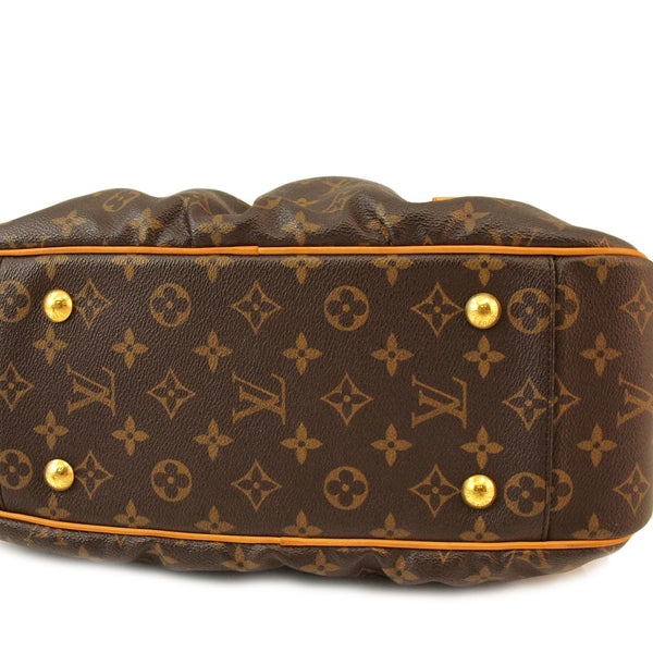 Louis Vuitton Monogram Mizi Handbag (Authentic Pre Owned)