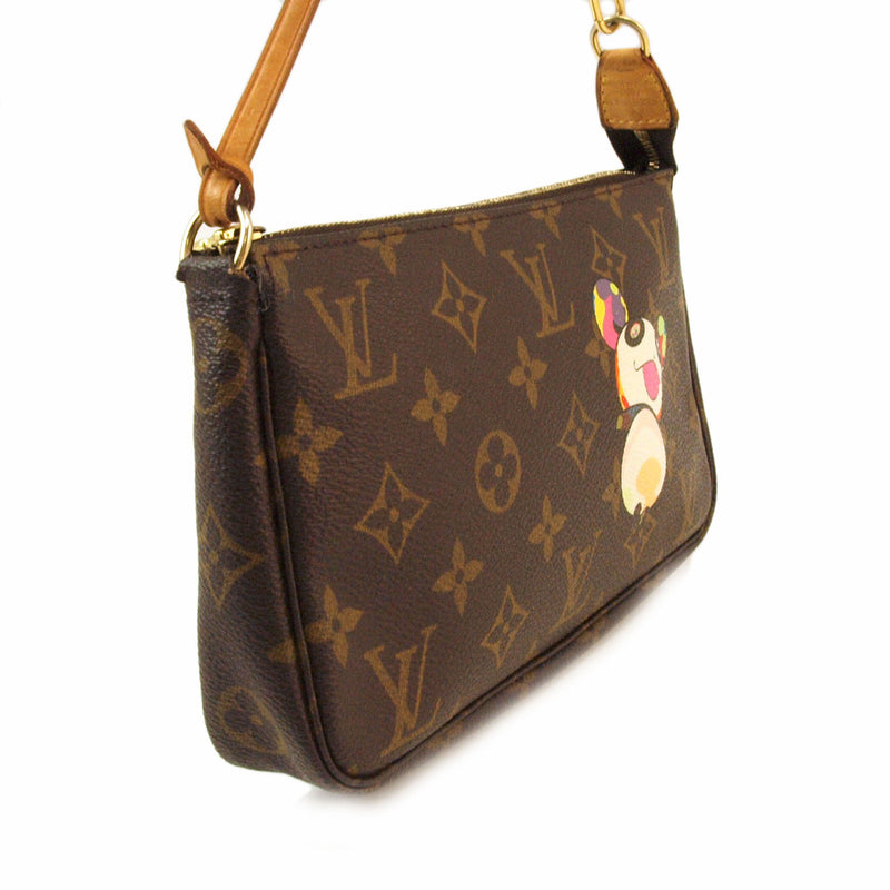 Louis Vuitton Panda Pochette Handbag (Authentic Pre Owned)