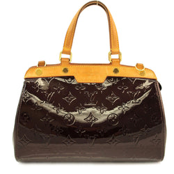 Louis Vuitton Brea PM Amarante (Authentic Pre Owned)