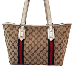 Gucci Shopper Tote Handbag (Authentic Pre Owned)