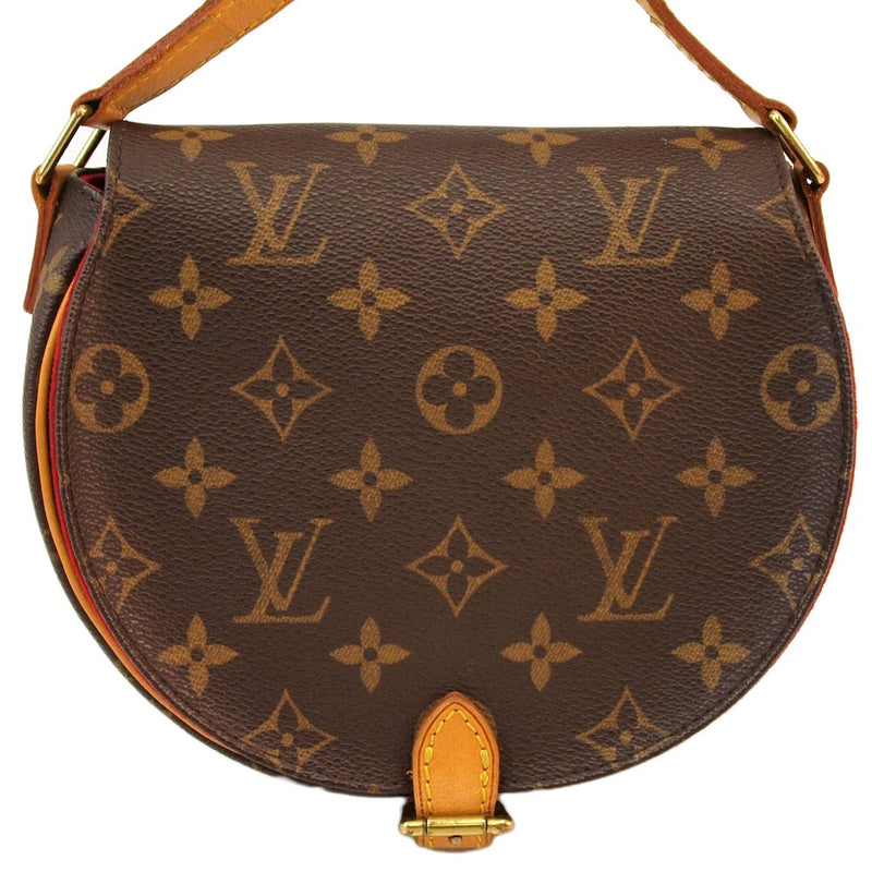 Louis Vuitton Tambourine Leather Handbag (Authentic Pre Owned)