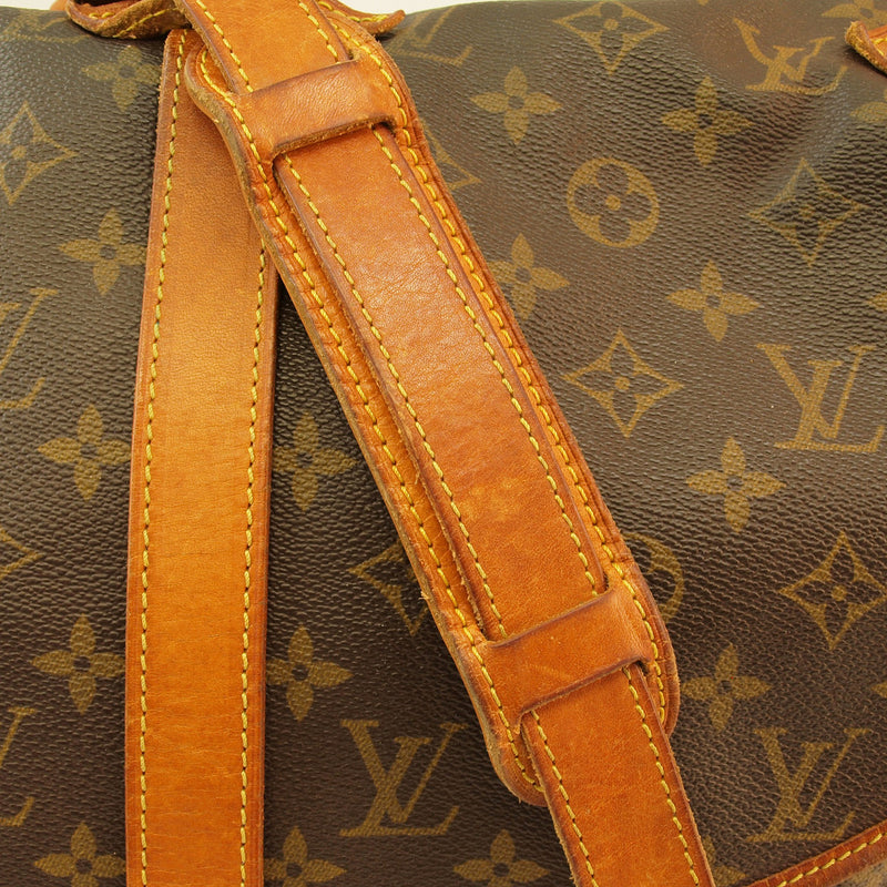Louis Vuitton Saumur GM Handbag (Authentic Pre Owned)