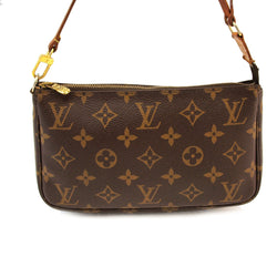 Louis Vuitton Pochette Handbag (Authentic Pre Owned)