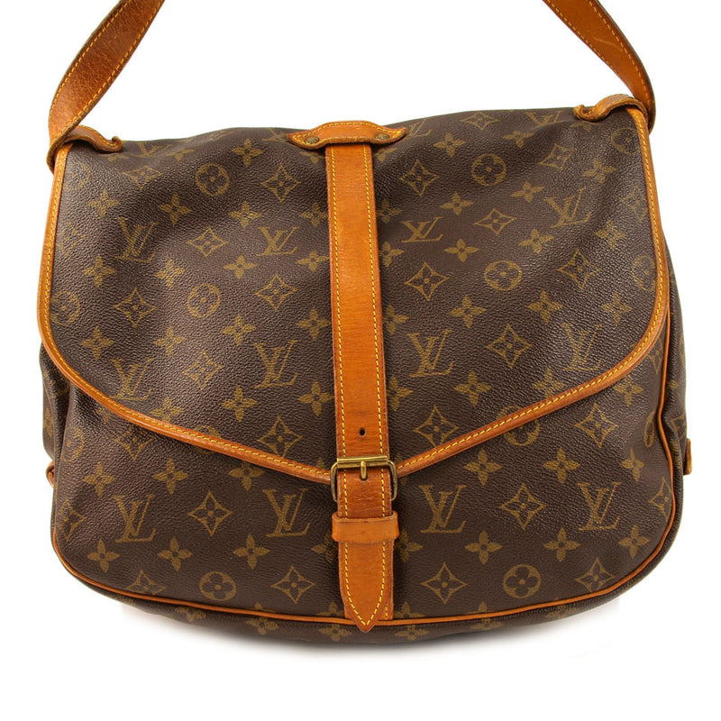 Louis Vuitton Saumur GM  (Authentic Pre Owned)