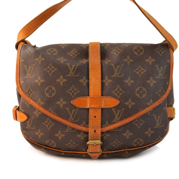 Louis Vuitton Saumur MM (Authentic Pre Owned)