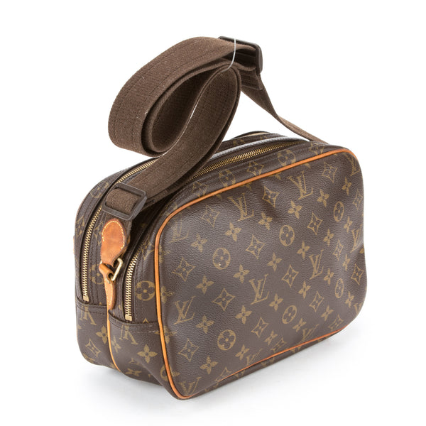 Louis Vuitton Monogram Reporter PM (Authentic Pre Owned)