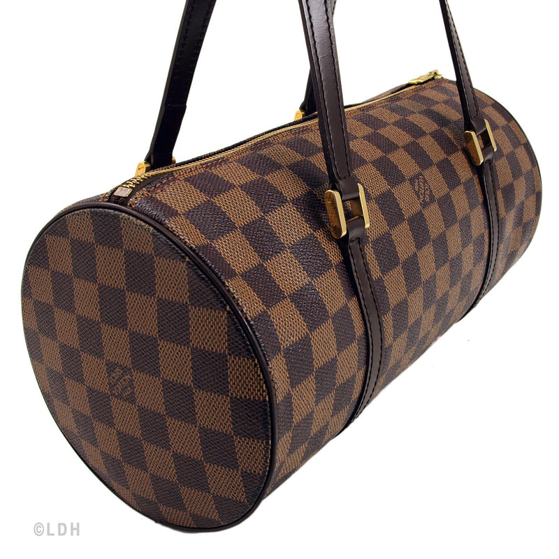 Louis Vuitton Papillon 30 Damier Ebene (Authentic Pre Owned)