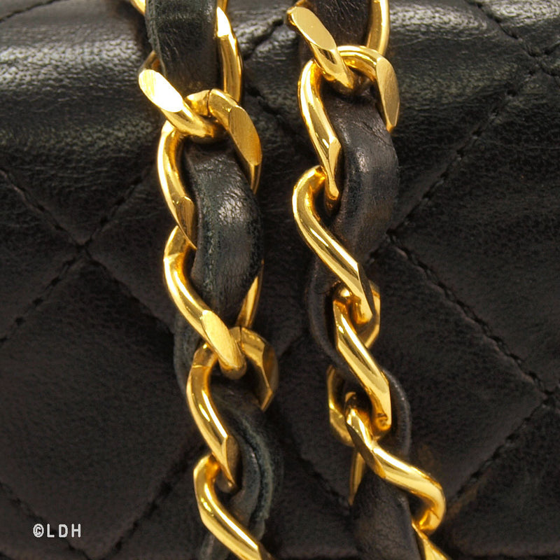 Chanel Black Mini Flap (Authentic Pre Owned)