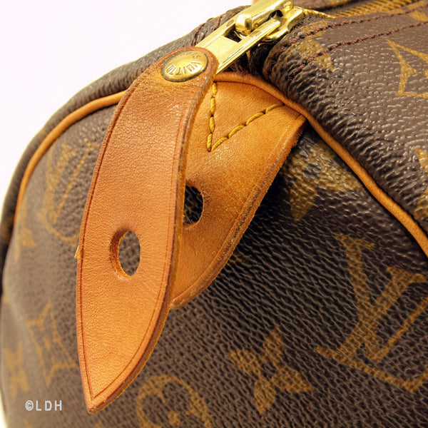 Louis Vuitton Monogram Speedy 30 (Authentic Pre Owned)