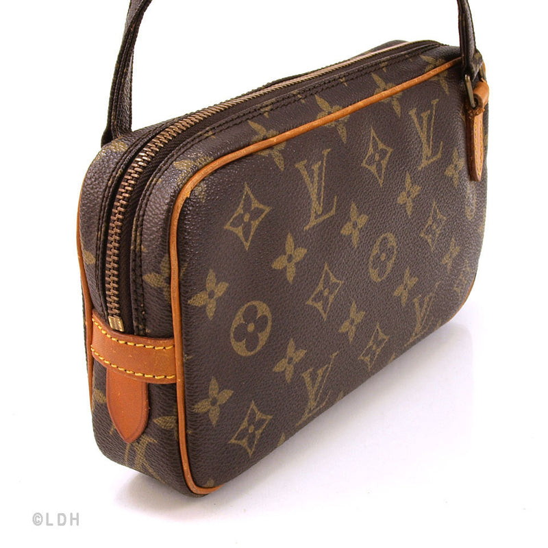 Louis Vuitton Monogram Pochette Marly (Authentic Pre Owned)