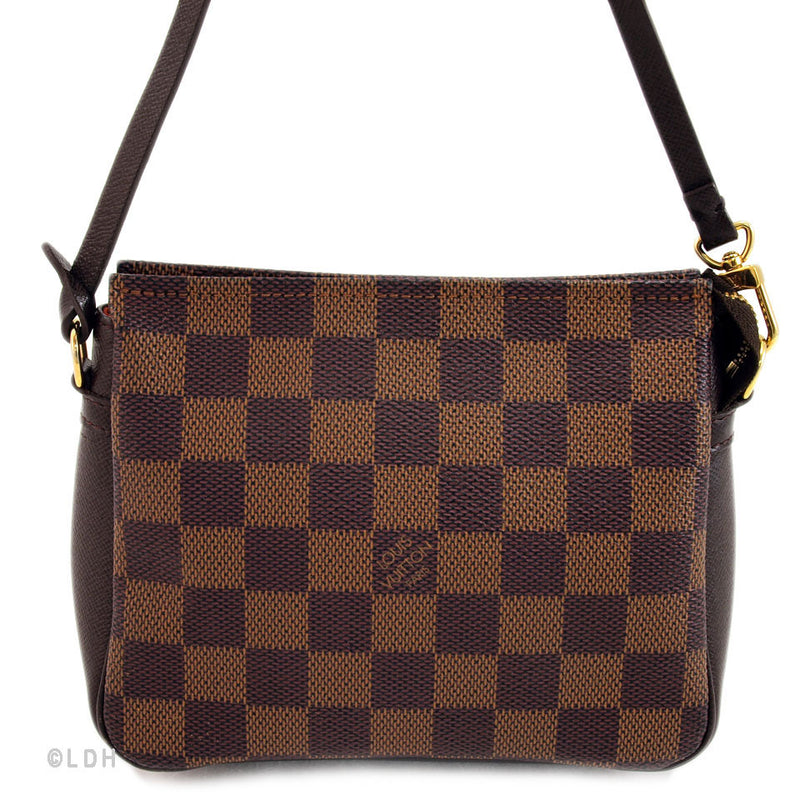 Louis Vuitton Damier Pochette (Authentic Pre Owned)