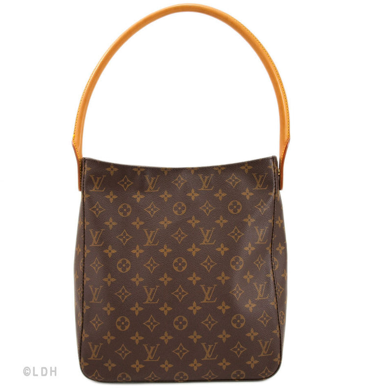 Louis Vuitton Looping Monogram GM (Authentic Pre Owned)