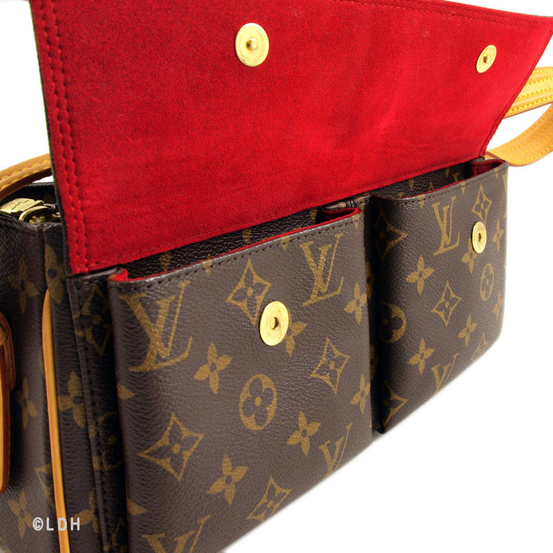 Louis Vuitton Monogram Cite (Authentic Pre Owned)