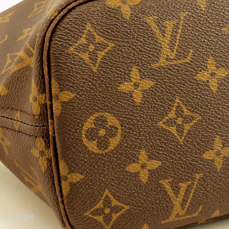 Louis Vuitton Monogram Neverfull PM (Authentic Pre Owned)