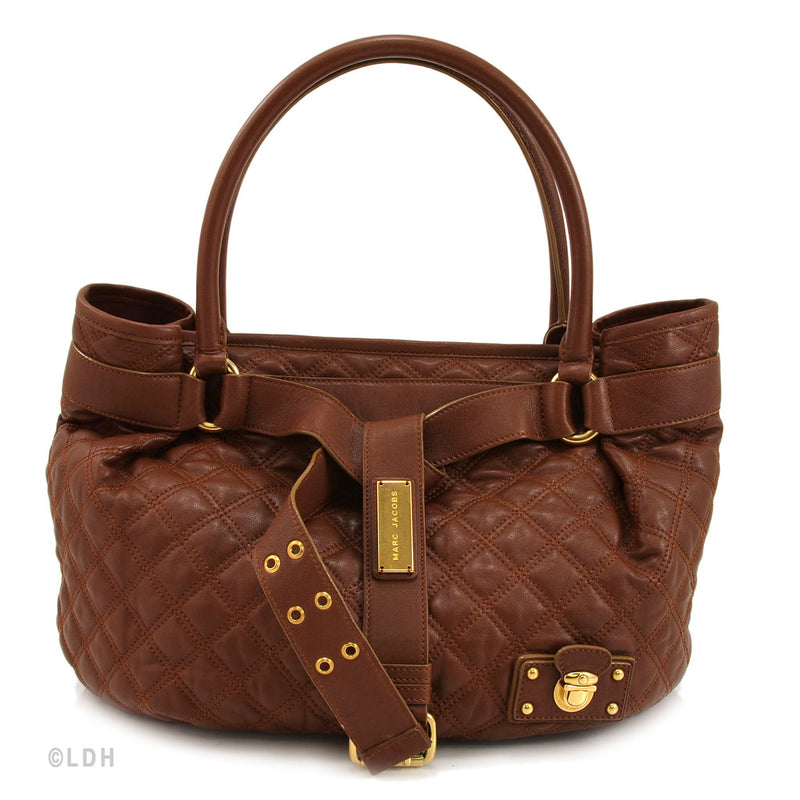 Marc Jacobs Quilted Linda (Authentic Pre Owned)