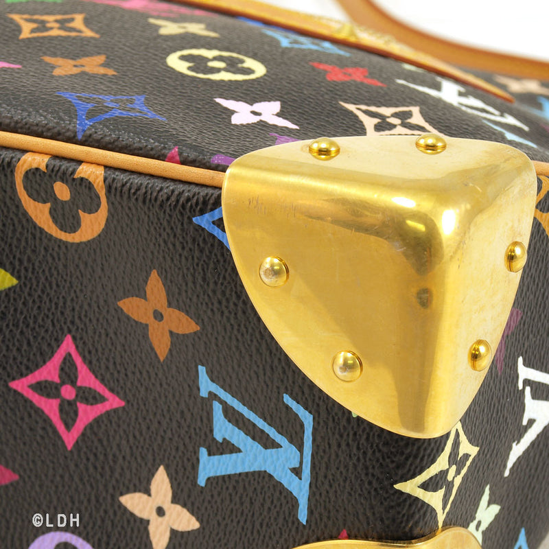 Louis Vuitton Multicolor Boulogne Shoulder (Authentic Pre Owned)