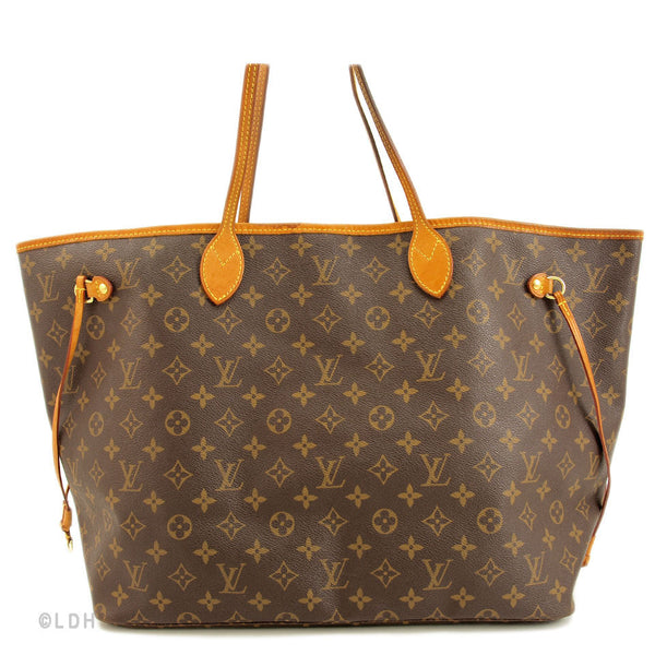 Louis Vuitton Monogram Neverfull GM (Authentic Pre Owned)