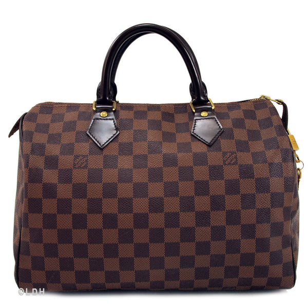 Louis Vuitton Damier Ebene Neverfull MM (Authentic Pre Owned)