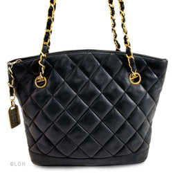 Chanel Black Tote (Authentic Pre Owned)
