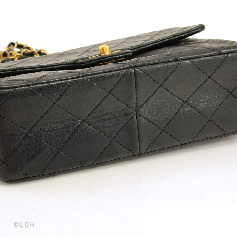 Chanel Black Medium Flap Classy (Authentic Pre Owned)
