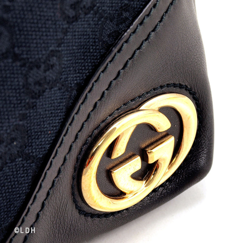Gucci Black Boston (Authentic Pre Owned)