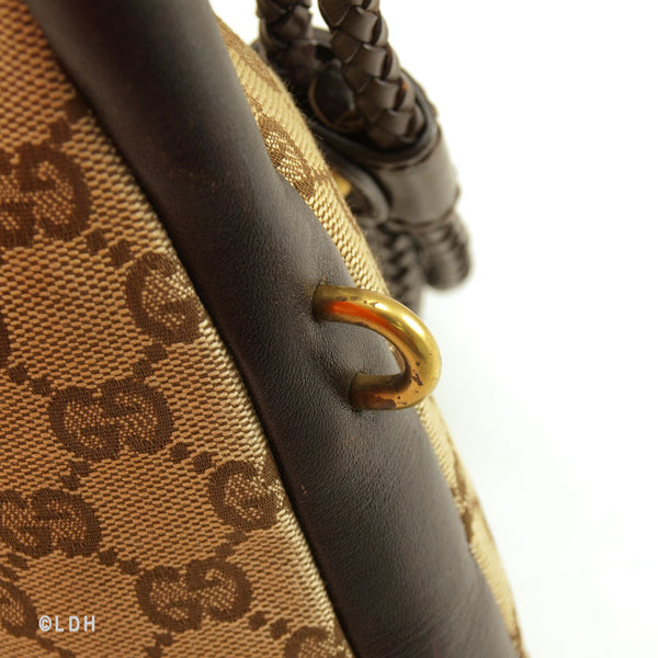 Gucci Messenger Braided (Authentic Pre Owned)