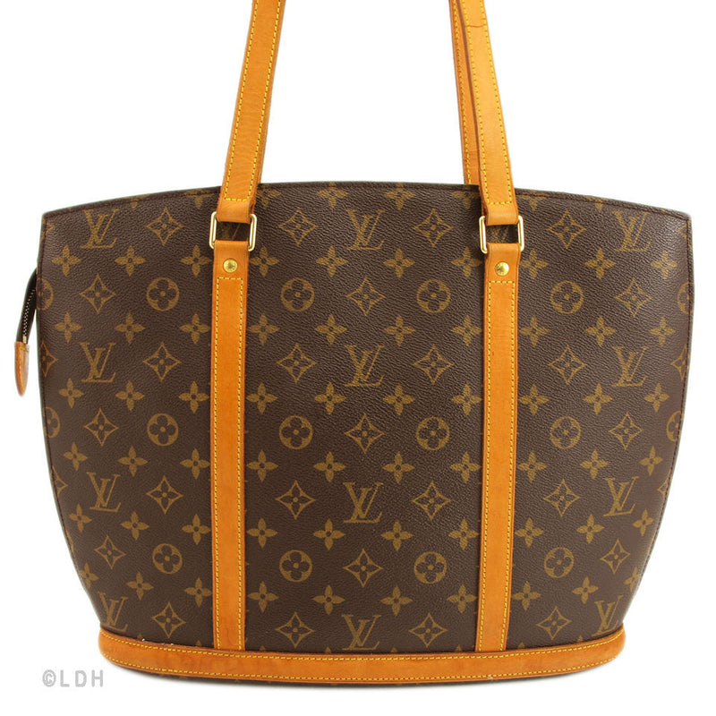 Louis Vuiton Monogram Babylone Tote (Authentic Pre Owned)