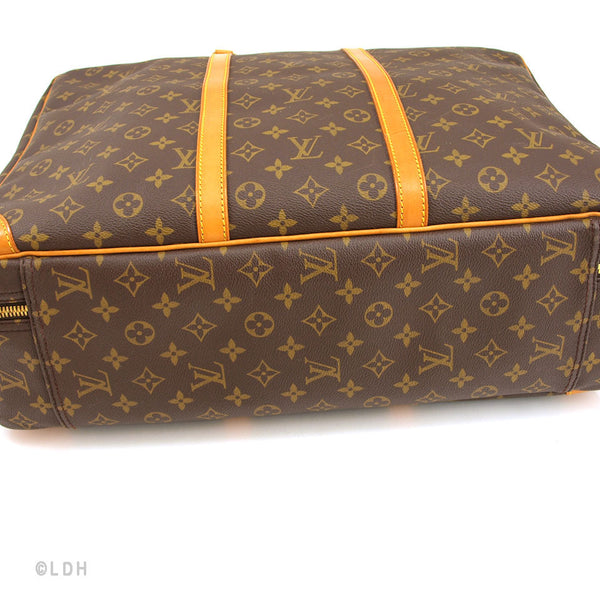 Louis Vuitton Monogram Sirius Soft Luggage (Authentic Pre Owned)