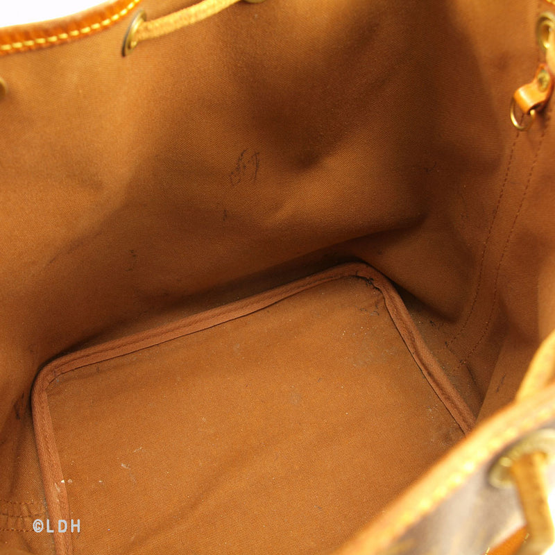Louis Vuitton Monogram Noe Petit (Authentic Pre Owned)