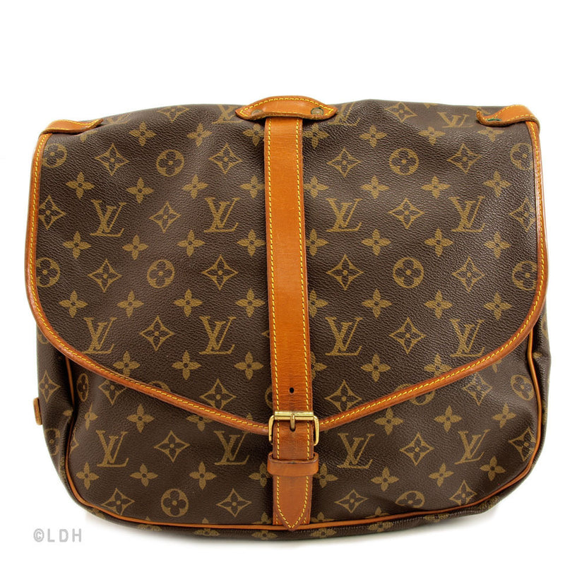 Louis Vuitton Saumur 35 (Authentic Pre Owned)
