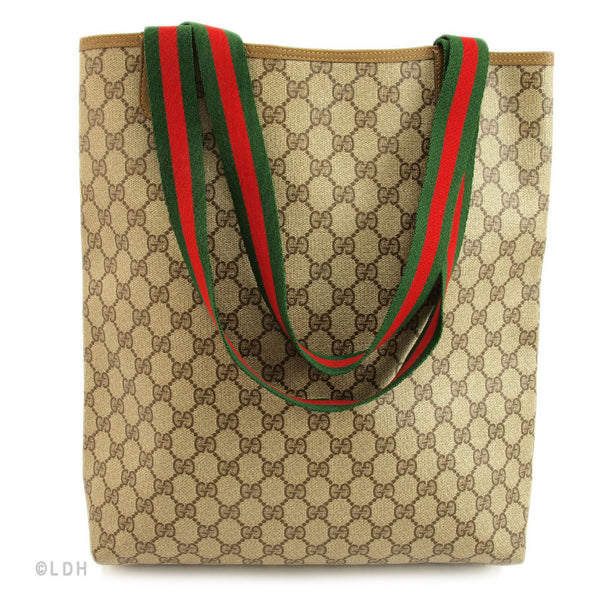 Gucci Vintage Shopping Tote (Authentic Pre Owned)
