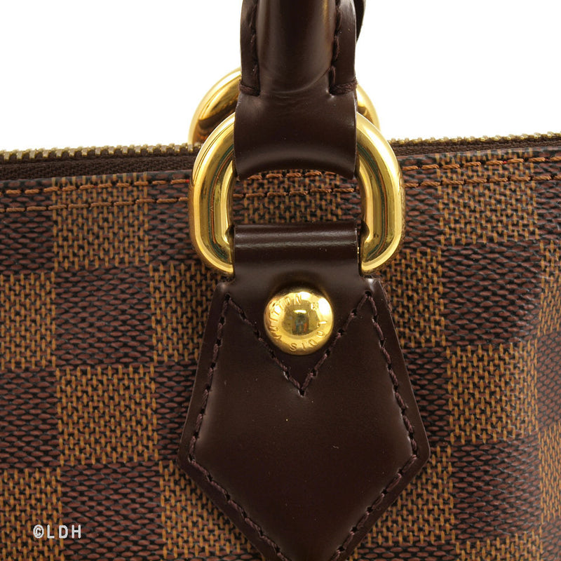 Louis Vuitton Damier Ebene Saleya PM (Authentic Pre Owned)