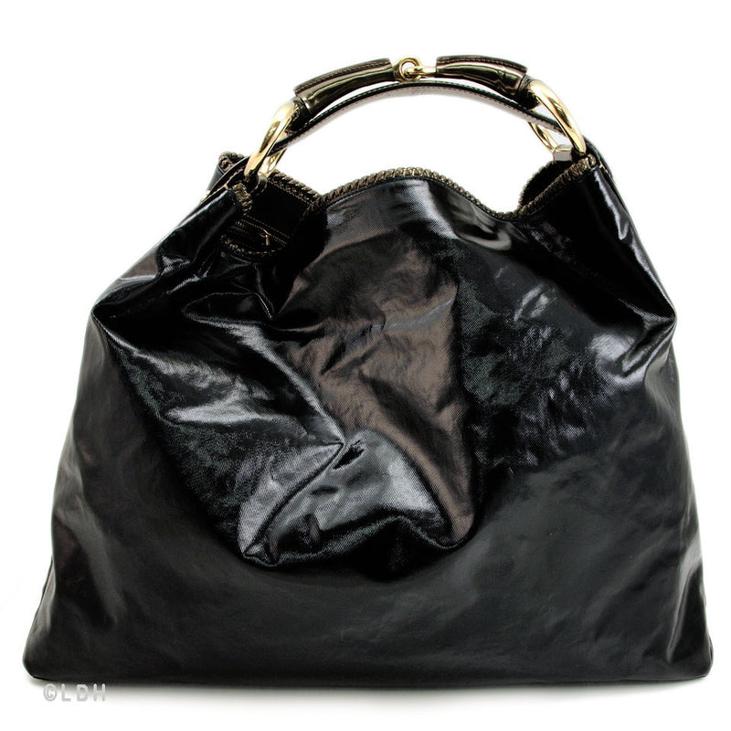 Gucci Large Black Hobo (Authentic Pre Owned)