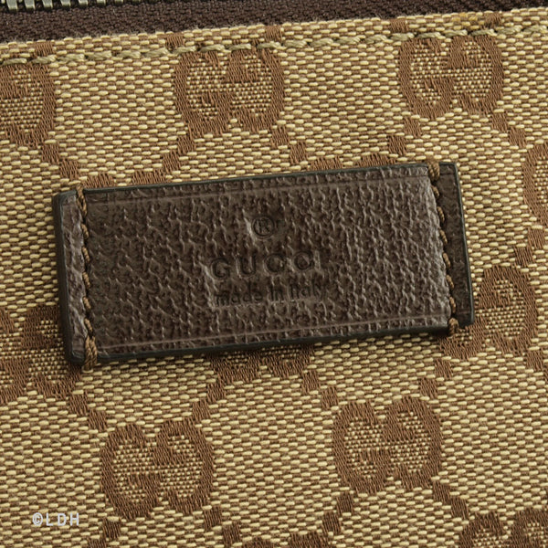 Gucci Brown Messenger (Authentic Pre Owned)