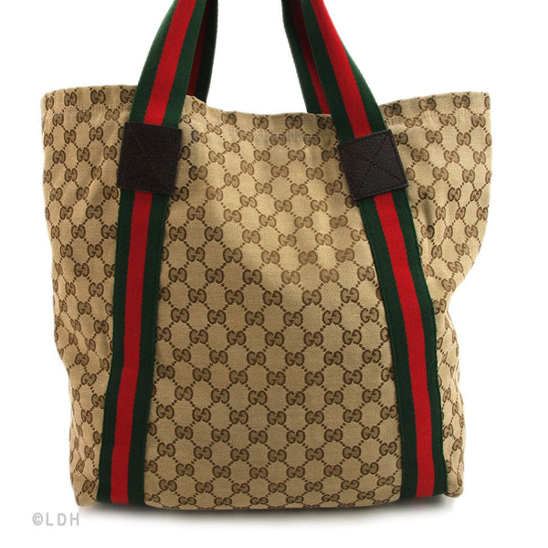 Gucci Shopping Tote (Authentic Pre Owned)