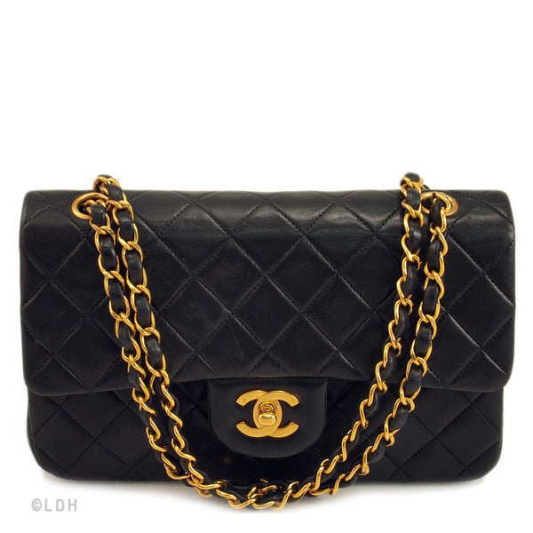 Chanel Black 2.55 Flap (Authentic Pre Owned)