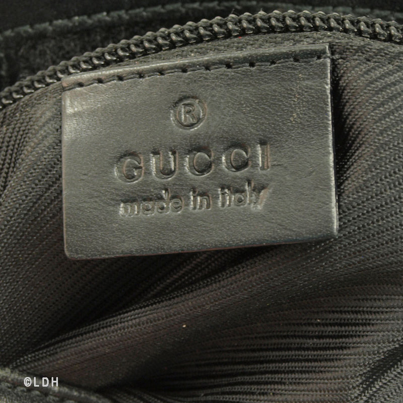 Gucci Black Sling (Authentic Pre Owned)